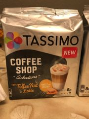 Bosch Tassimo Happy Cream Drei