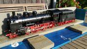 Echtdampflokomotive Aster BR 38 Funkfernsteuerung