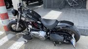 HD Softail Slim Custom FLS