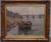 Willy Lucas geb 1884 Gemälde