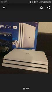 PS4 Pro 1 TB mit