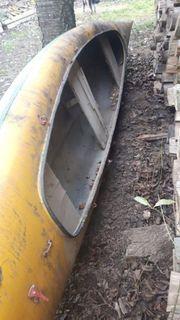 Kanu 3-Sitzer 5 m lang