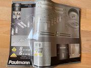 Paulmann Seilsystem 6x20 und 8x10