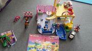 Lego Haus und andere Teile