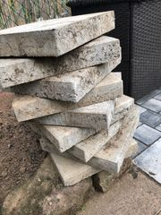Kostenlos Betonplatten 30x30 cm