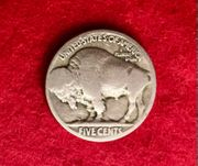 19x USA Five Cent Nickel