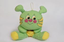 Sonstiges Kinderspielzeug - Anhänger grün Stofftier Kuscheltier Kinder