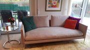 Einmaliges Schnäppchen - neues Designer-Sofa zu