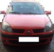 Renault Clio 2 Tech run