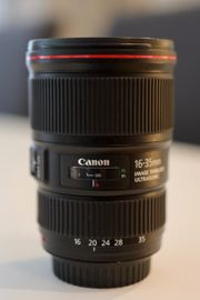Canon EF 16-35mm F4