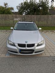 Bmw 320d turbo Steuerkette DPF