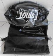 Packsack Gepäcksrolle schwarz 2x50 30