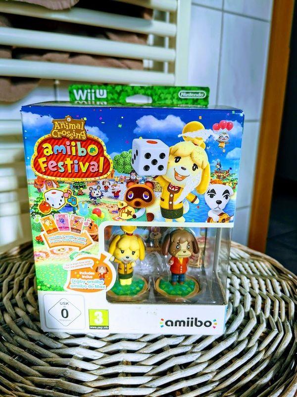 Nintendo Wii U Amiibo Festival