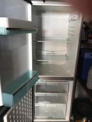 Kühlschrank silber - betriebsbereit