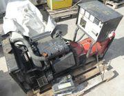 Stromaggregat Diesel 230V 400V