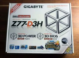 Bild 4 - GIGABYTE GA-Z77-D3H Mainboard Incl 8 - Thale