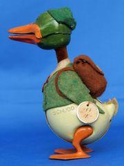 Schuco Tanzfigur Donald Duck mit