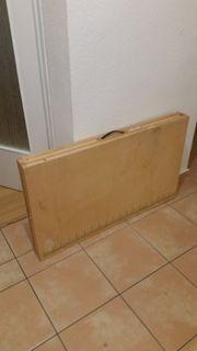 Tapeziertisch 3 Meter Koffer Holz