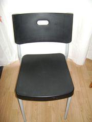 2 wetterfeste IKEA Stühle Herman