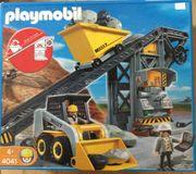Playmobil 4041 Förderanlage mit Kompaktlader
