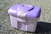 Putzbox samt Putzsachen und passender