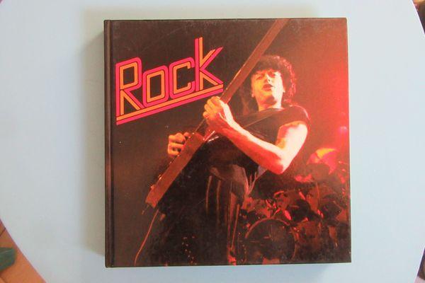 Rock Musik des zwanzigsen Jahrhunderts