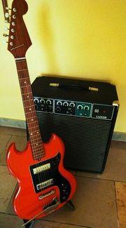 LUXOR SG 100 Gitarre 60