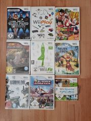 Nintendo Wii Spielepaket