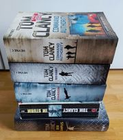 Spannende Taschenbücher 1-2x gelesen zu