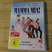 DVD MAMA MIA