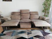 Schönes Relaxsofa 3- und 2-Sitzer