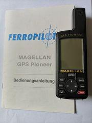 GPS Pioneer Magellan