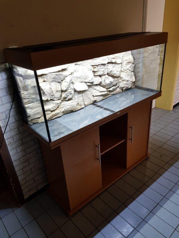 240 Liter Juwel Aquarium mit
