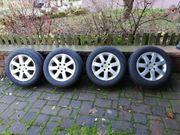 Opel Astra H Winter komplett