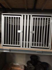 Hundetransportbox Schmidt Doppelbox Typ A