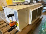 Klimageräte mit Wärmepumpen und IBC