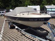 Motorboot Honda BF75