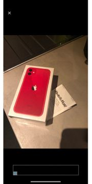iPhone 11 in rot 128