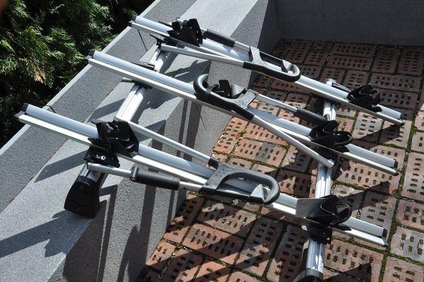 Dachträger für Mercedes CLK Klasse
