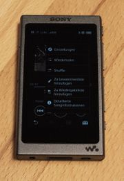Sony MP3-Player NW-A35 16 GB