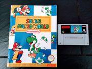 Nintendo Super Mario World Spiel