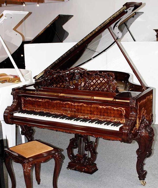 Flügel Klavier Steinway Sons O-180