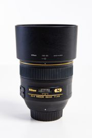 Nikon AF-S 85mm 1 4G