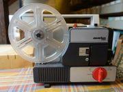 Filmvorführapparat für Super 8 Filme
