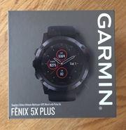 GARMIN FENIX 5 X Plus