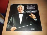 Schallplatten Mantovani