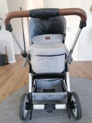 Kinderwagen Buggy- Kombination ABC Design