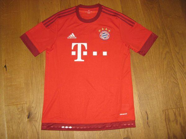 Original FC Bayern Home Trikot