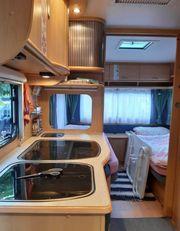Dethleffs Wohnwagen 510V für Familien