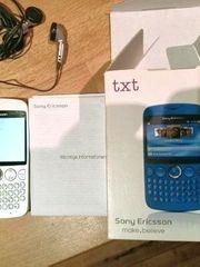 Sony Ericsson Handy funktioniert